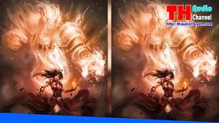 Thần Giới Bá Phóng Khí tập 8 (c176-200): 9 Tiêu Vân Lôi Phù - Nguy cơ