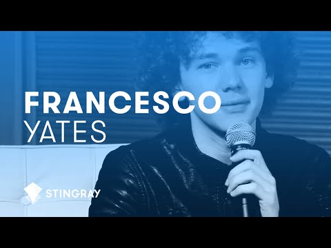 Francesco Yates @ Canadian Music Week