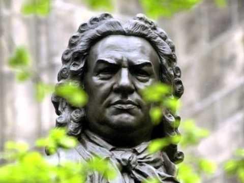 Johann Sebastian Bach [1685-1750] - Variaciones Goldberg (Aria) - Gustav Leonhardt