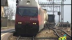 Ferrovie - Svizzera in perfetto orario - Italia all'anno zero