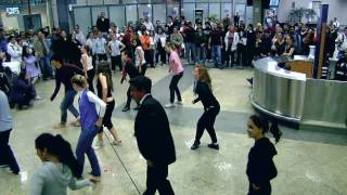 Flash Mob AMDC Viracopos