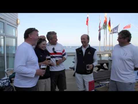 2011 Edinburgh Cup 2011 Post Racing Interview