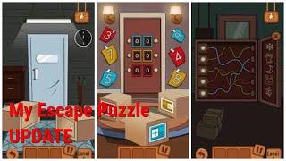 My Escape Puzzle level 1 - 35 walkthrough update