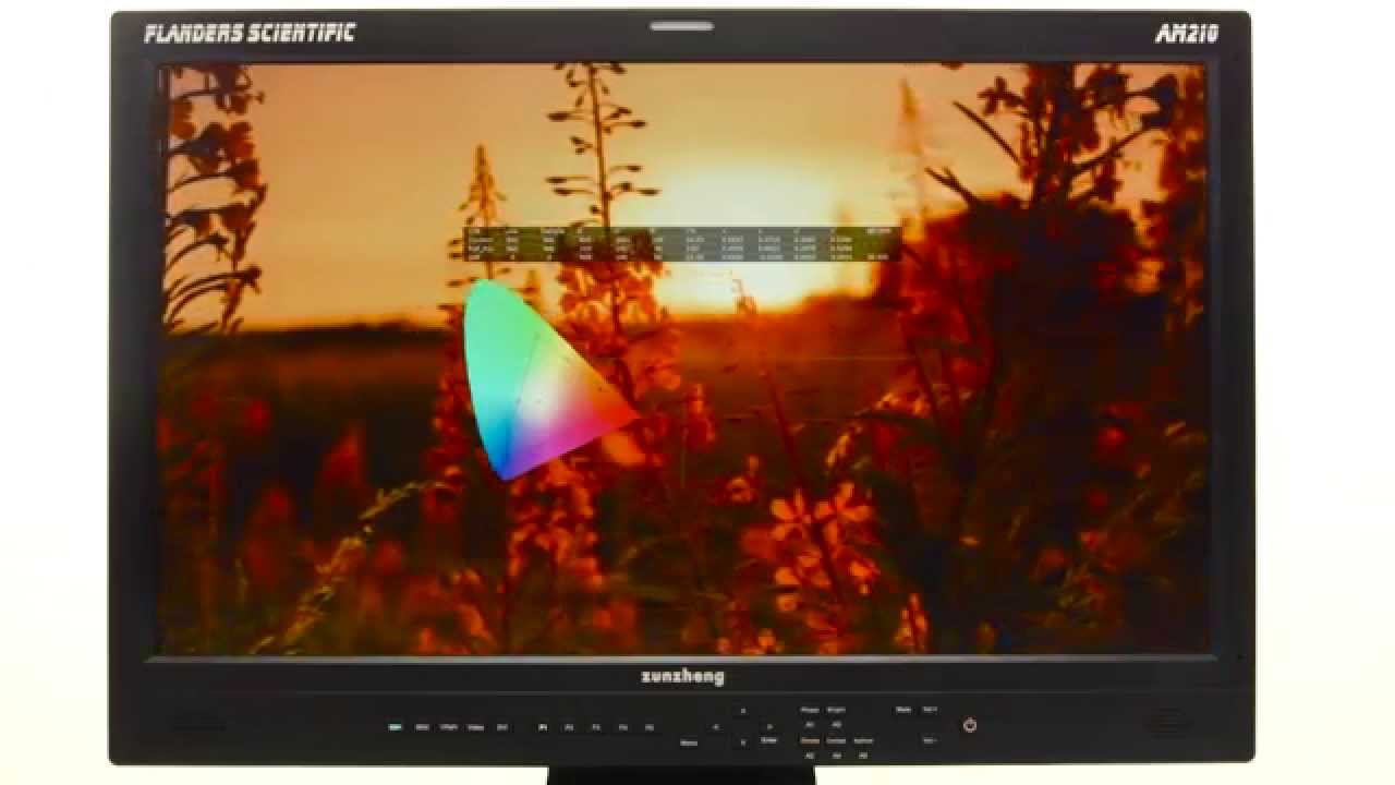 Flanders Scientific AM210 Monitor Drivers for Windows