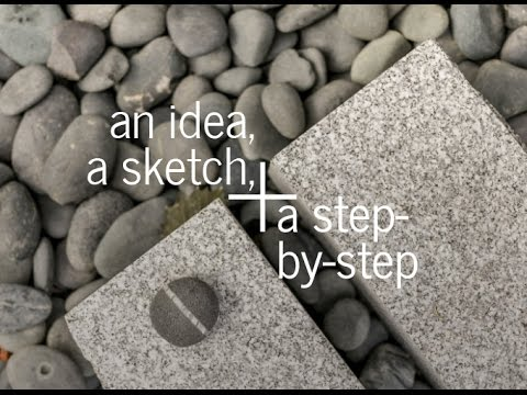 Studio Project: an idea, a sketch, and a step-by-step