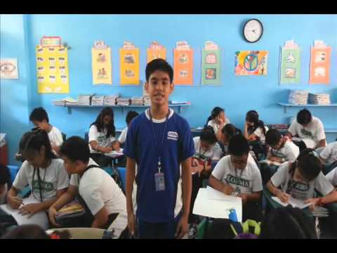 Peace Patrol students from LORMA San Juan Grade School, 2015