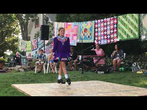 Irish Dancing (Hard Shoe): Mary Moran