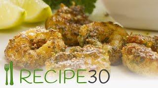 Smoked Paprika Prawns (shrimps) Appetizer Recipe - Recipe30