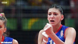 บอสโควิช vs จีน (รอบชิง) โอลิมปิก 2016 Tijana Boskovic vs china volleyball olympics