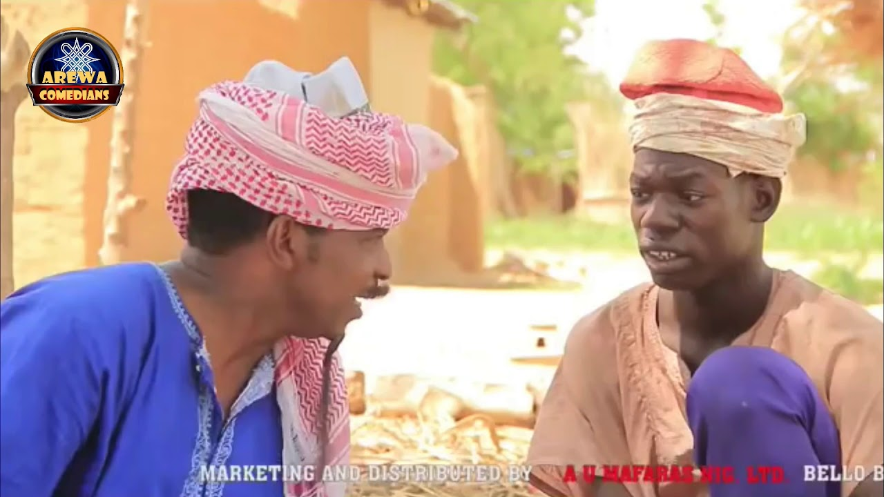 Download Musha Dariya Bosho Jahili - Arewa Comedians (hausa film/ hausa songs)