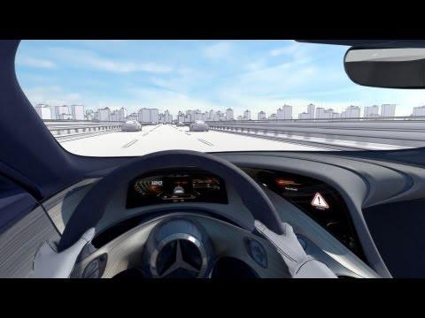 the new Car-to-x technology - Mercedes-Benz original