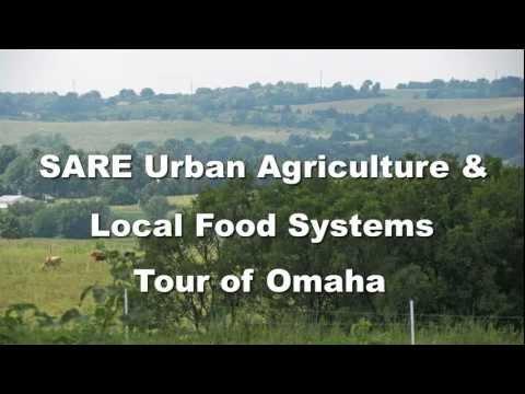 SARE Urban Agriculture Omaha Tour - 2010