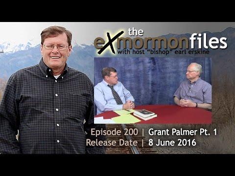 Ex Mormon Files  200  Grant Palmer 1