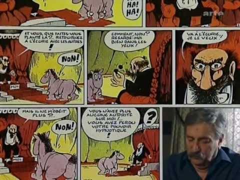 """Comiczeichner """"Fred"""" - Kult aus Frankreich"""