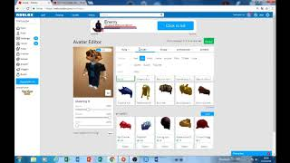How to become a NOOB in Roblox! (Without Robux)