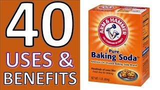 40 Brilliant Uses & Benefits of Baking Soda You Never Knew