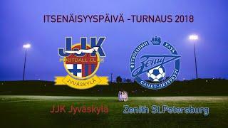 U17: JJK - Zenit 0-2