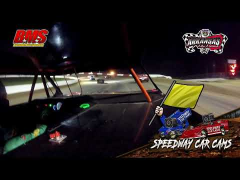 #29 Jo-Jo Morgan - Kajun Mini Stock - 9-14-18 Batesville Motor Speedway - In Car Camera