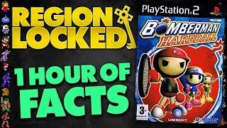1 Hour of Region Locked Games - Region Locked Light The Complete Series