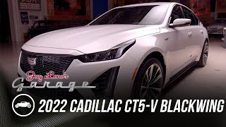 homepage tile video photo for 2022 Cadillac CT5-V Blackwing