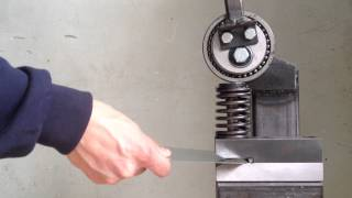 Ручная просечка металла(, 2014-04-17T11:43:24.000Z)