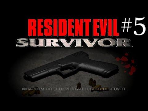 Resident Evil: Survivor - Walkthrough Part 5: I'm Ark Thompson!!