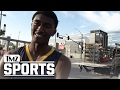 RON ARTEST III 1-ON-1 VS LIANGELO BALL?... I'd Beat Him | TMZ Sports.