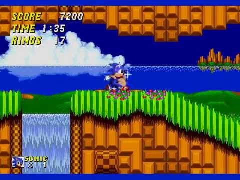 Sonic the hedgehog ром
