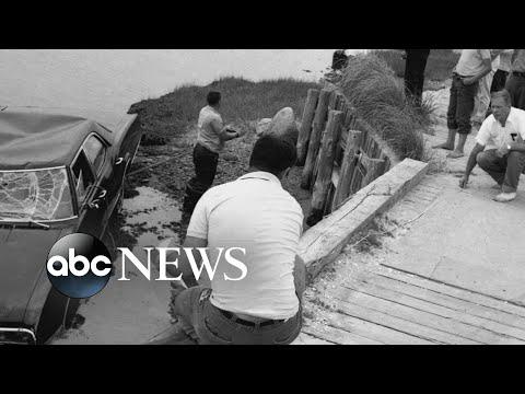 Son of Nixon's private investigator talks probe into Chappaquiddick