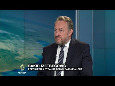 Izetbegovi za AJB: Dodik ne moe dovesti do otcjepljenja RS, samo do konflikta