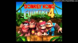 DKC4 - the kongs return soundtrack - bullfrog bog theme 2 HD
