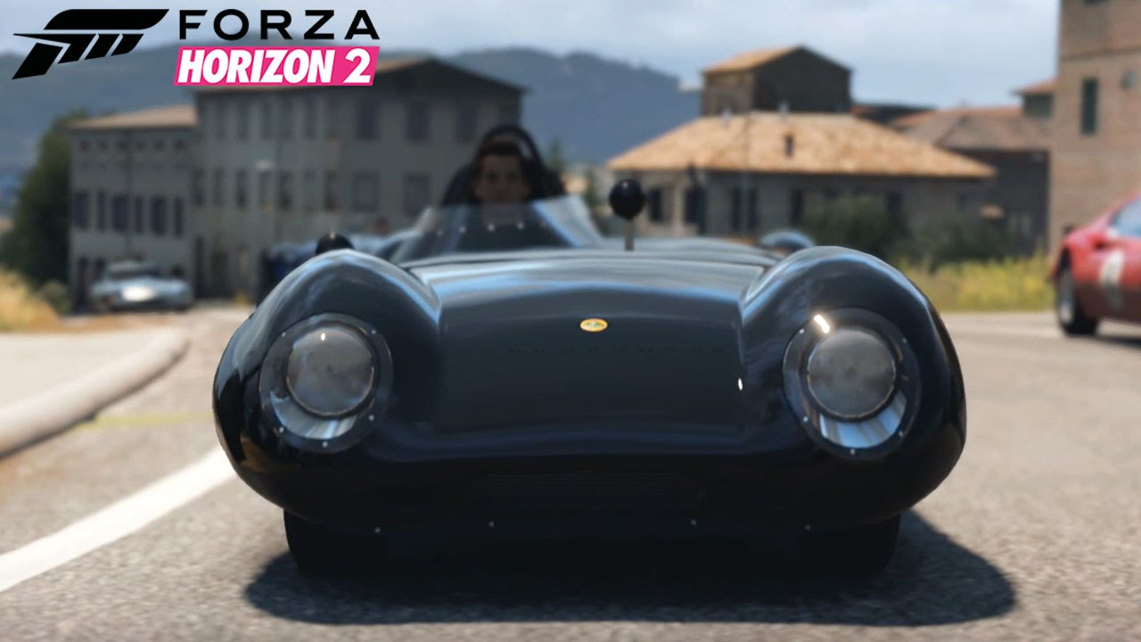 forza horizon 2 lotus eleven youtube. Black Bedroom Furniture Sets. Home Design Ideas