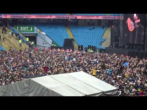 The Courteeners - Take Over The World - Etihad Stadium, Manchester - 2016-06-19