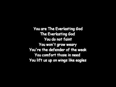 Everlasting God - Lincoln Brewster (with Lyrics)