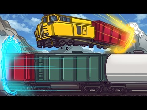 TELEPORTING TRAIN GLITCH! | GTA 5 Online...