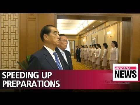 N. Korea, U.S. to speed up negotiations as summit looms