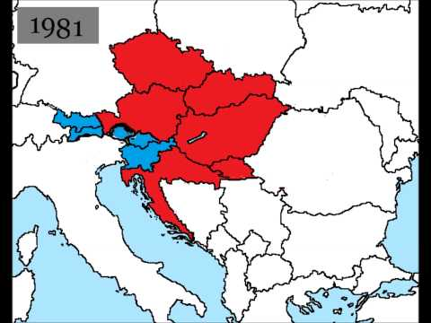 What if the Austro-Hungarian Empire Was Never Abolished