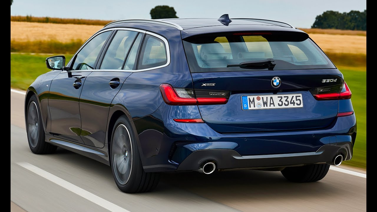 2020 Bmw 3 Series Touring Excellent Wagon Youtube