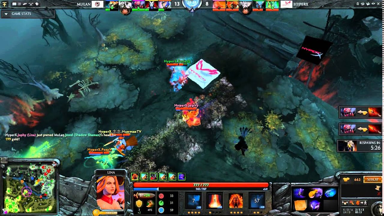 dota2 live stream mulan girls vs hyperx girls g league youtube