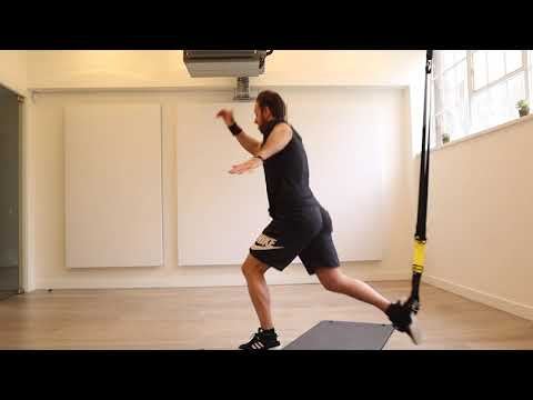 TRX at Home l Total Body Conditioning
