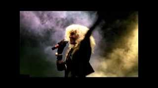 Rettore - Splendido Splendente (The best of the beast 2012) VIDEO LIVE
