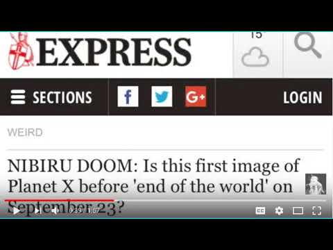 Express Nibiru Article Creates More Fake YT Videos! And I Have Unsubbed Those Channels!