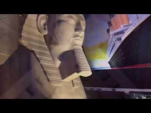 Luxor LV Tour