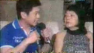 Merle Fernandez interview on brother Rudy Fernandez death p1