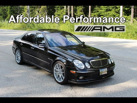 Mercedes E55 AMG Honest Review - What I Love and Hate about this Super Sedan (W211)