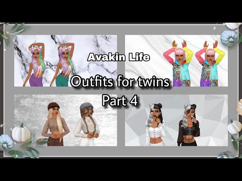 outfits-for-twins---avakin-life-(part-4)-*read-description*