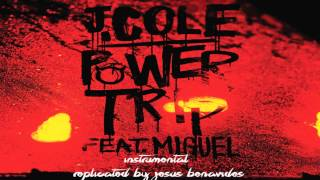 Power Trip ~ J.Cole (Instrumental) (Remake) (Download Link)
