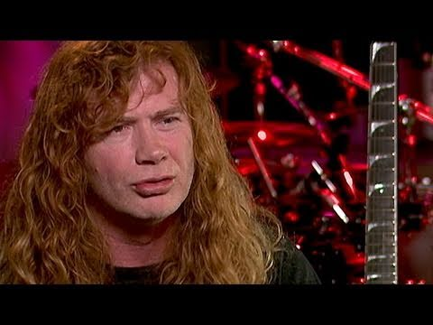 Megadeths Dave Mustaine: Satanic Forces