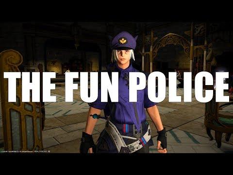 The Fun Police [FFXIV Funny]