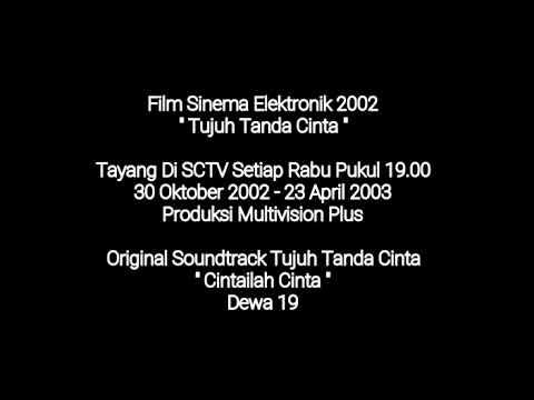 Nostalgia Pemeran Sinetron Tujuh Tanda Cinta   Multivision Plus   SCTV   2002